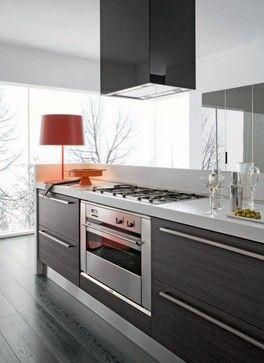 Contemporary Kitchen - Pro9 - contemporary - kitchen cabinets - atlanta - Dream Design Mavens