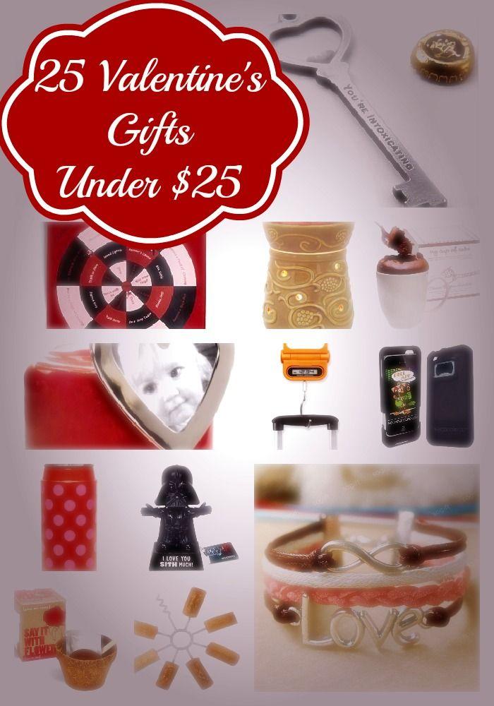 valentine gifts under $25