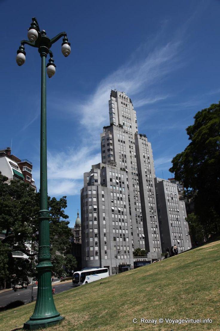 Buenos Aires Avenida Edificio Kavanagh - Argentina