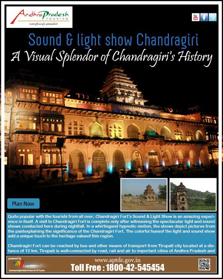 sound & Light chandragiri