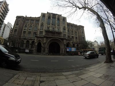 We Love Buenos Aires: facultad de ingenieria Las Heras en la ciudad de  ...