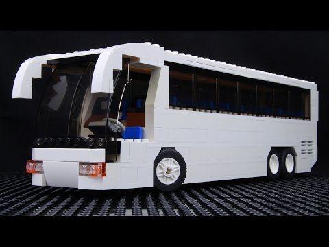 Lego Locomotive MOC - YouTube