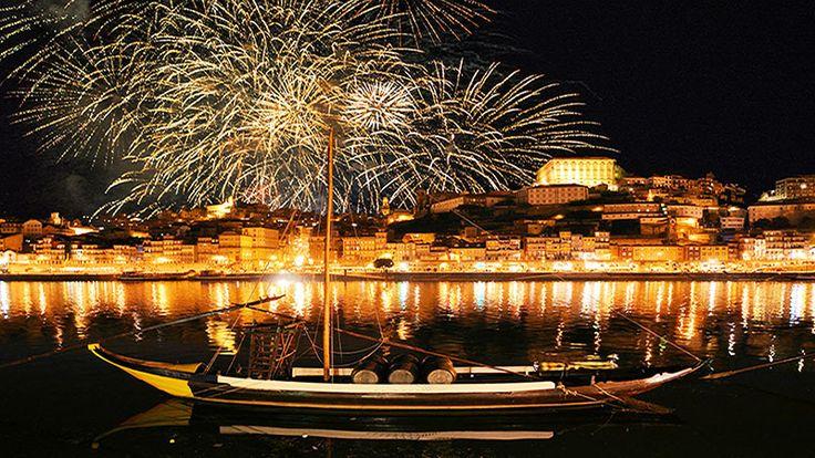 Celebrar Fin de Año en un crucero Fluvial por el Valle Del Duero- Oporto - Portugal
