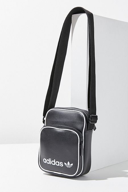 236421a16d43 adidas Originals Mini Vintage Airliner Crossbody Bag