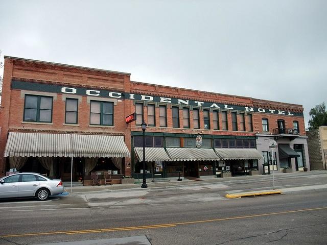 The Occidental Hotel-Buffalo Wyoming