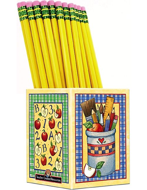 Pencil Holder from Susan Winget