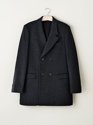 Isabel Marant for H&M Wool-blend Coat $199
