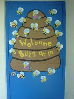 Bee Themed Classroom!!!!