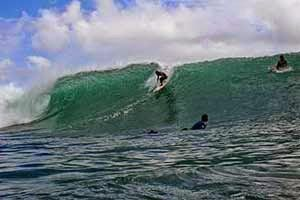 Bali Surf Guide:  Ketewel Beach Surfing Points  Bali is rich with a...