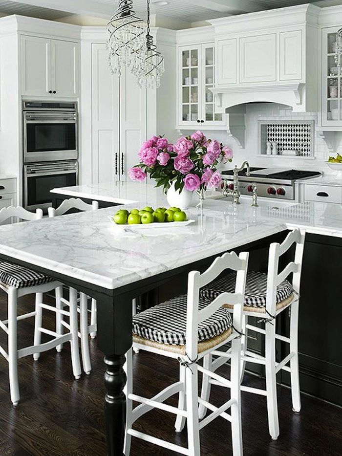 counter tables in the kitchen kitchen island with seating kitchen design kitchen decor on kitchen island id=95546