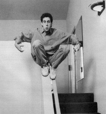 Jerry Seinfeld by thorne_ryne, via Flickr