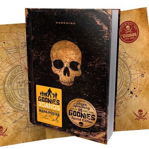Livro - Os Goonies: Special Edition
