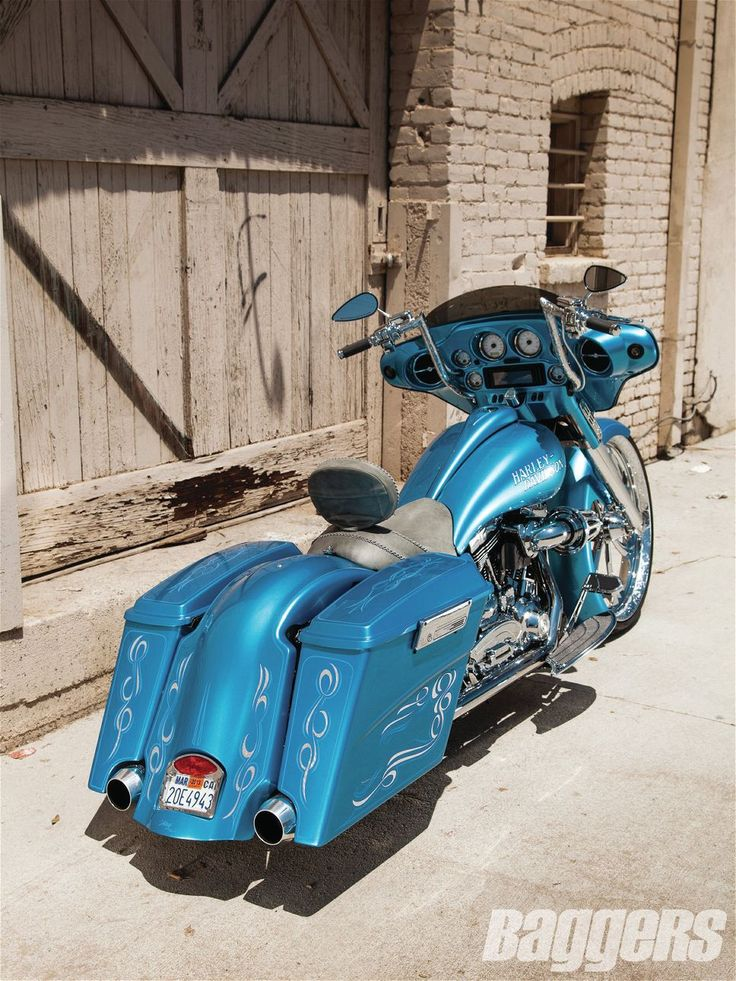 Harley Davidson Saddlebags: 536 Best Images About Custom Harleys On Pinterest