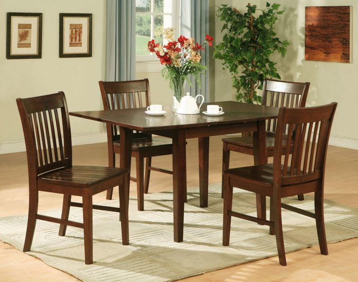 Best + Cheap kitchen table sets ideas on Pinterest  Romantic