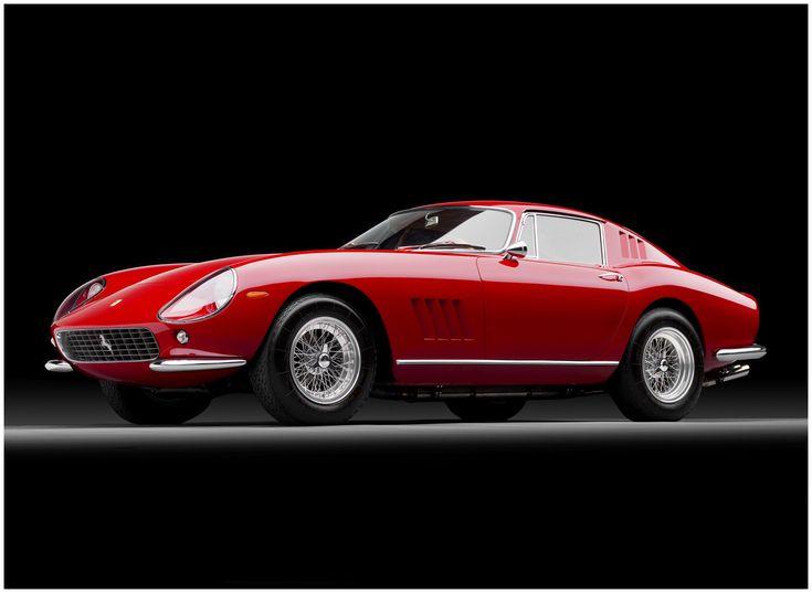 Ferrari 275 GTB-6C Scaglietti Shortnose '1965–66 - nice and classic car