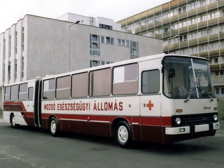 Ikarus Serie 200 of Hungary