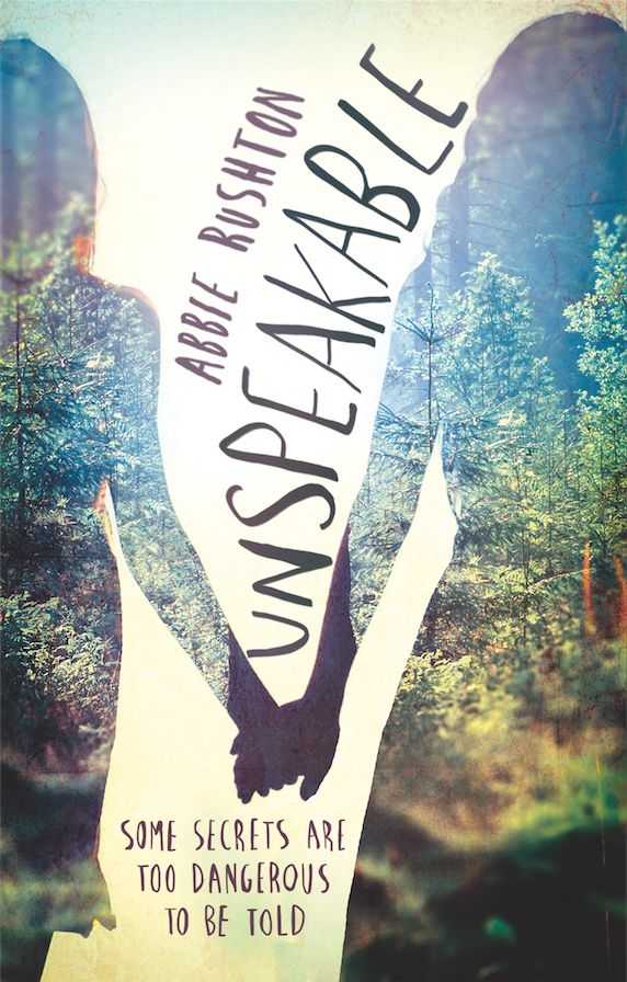 #CoverReveal Unspeakable by Abbie Rushton