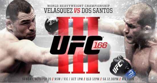 Cain Velasquez x Junior dos Santos – UFC 166 Ao Vivo   Esportes e Jogos