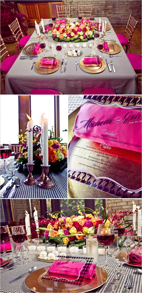 I would do my bachelorette dinner/party like this...