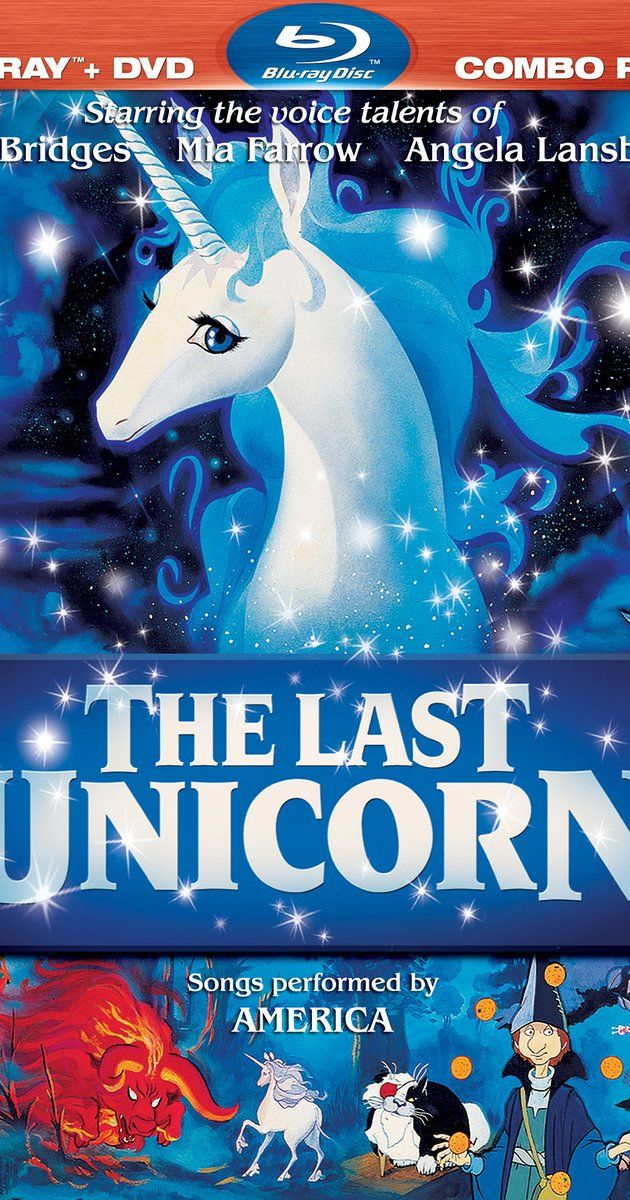 Directed by Jules Bass, Arthur Rankin Jr..  With Jeff Bridges, Mia Farrow, Angela Lansbury, Alan Arkin. A brave unicorn and a magician fight an evil king who is obsessed with attempting to capture the world's unicorns.