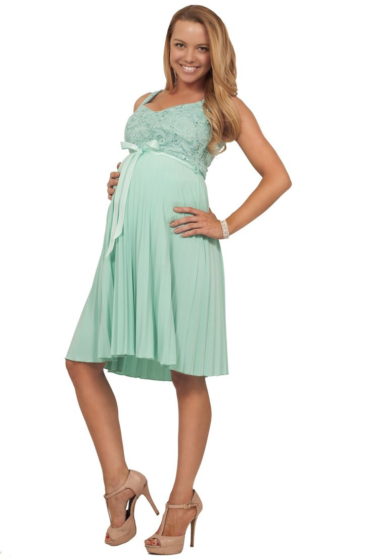 73 best maternity images on pinterest maternity styles boleros hot from hollywood maternity mint crochet bodice maternity sweetheart dress ombrellifo Images