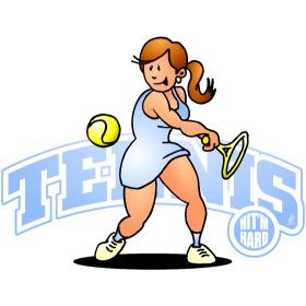Tennis - Hit'm hard III fc T-Shirt design. #Tshirts #illustration #design #drawing #customprint #POD #CardvibesCatalog #Cardvibes #Tekenaartje #Zazzle #Spreadshirt #Redbubble #Society6