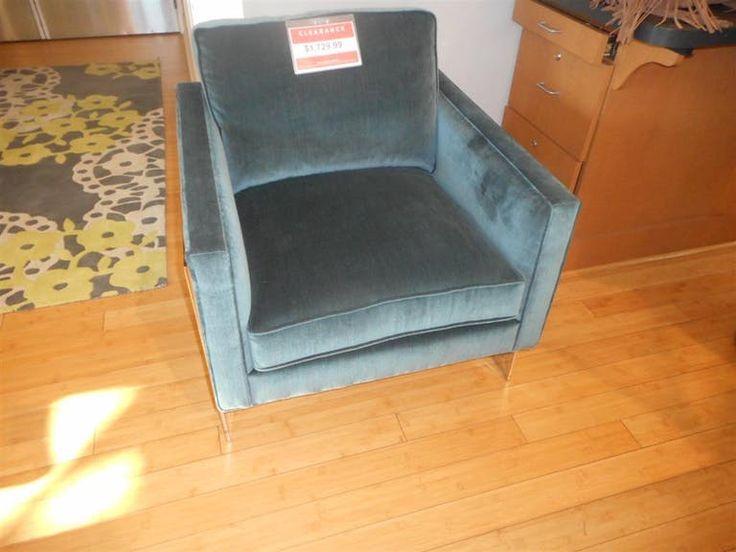 Clearance ANTONELLO CHAIR FIF800750-CLR from Walter E. Smithe Furniture + Design