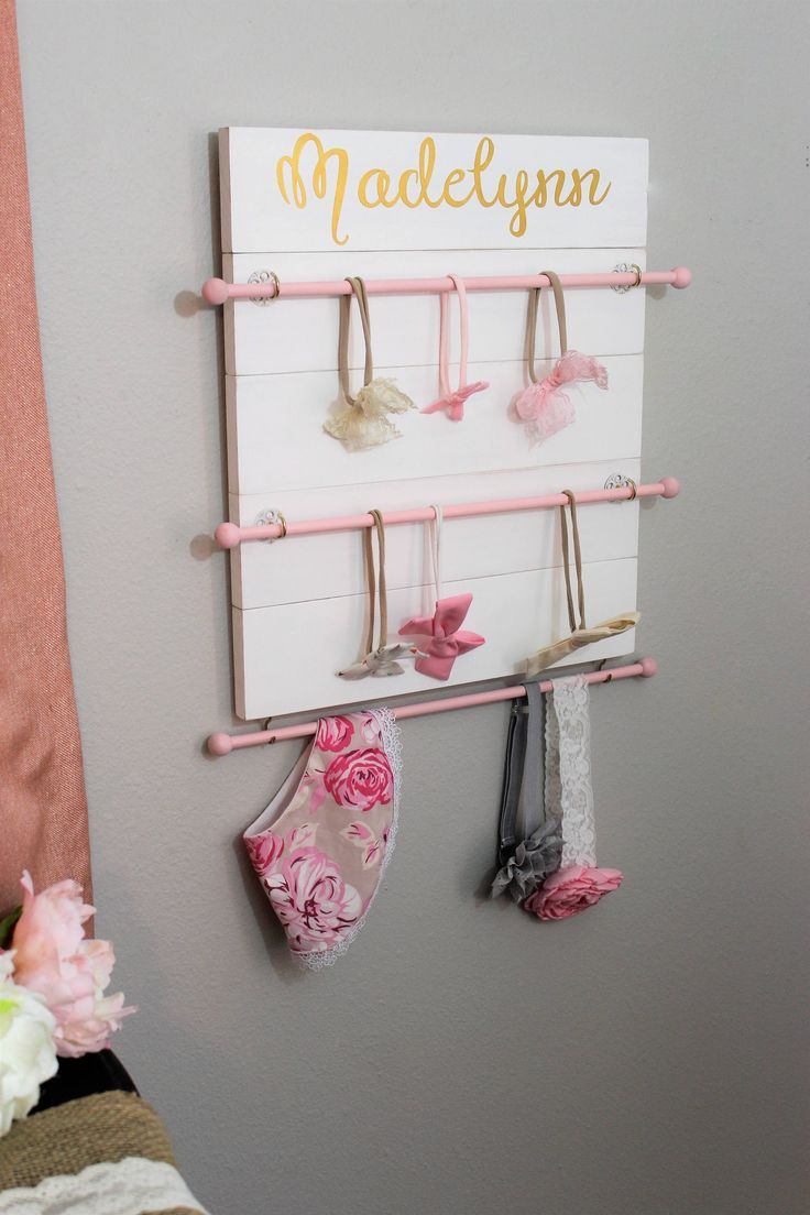 Top 25+ best Headband holders ideas on Pinterest ...