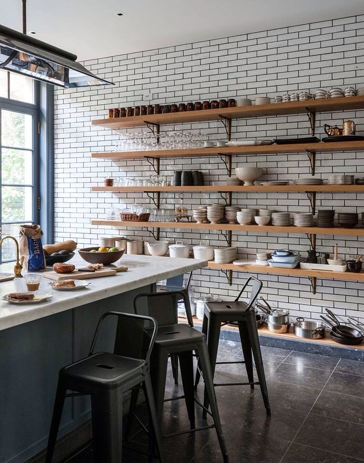 Industrial kitchen <3