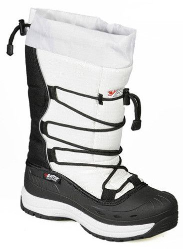 Baffin Sno Goose Ladies Snow Boots - White
