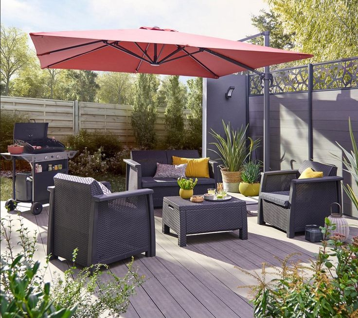 17 melhores ideias sobre leroy merlin jardin no pinterest for Salon de jardin leroy merlin