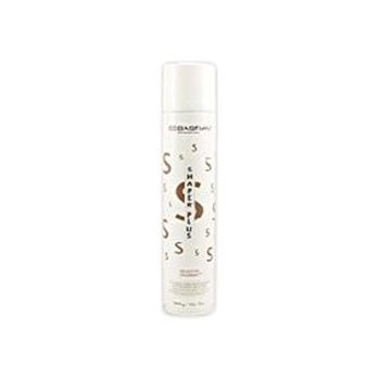 Sebastian Hair Products shaper plus great spray for hold without stickiness!