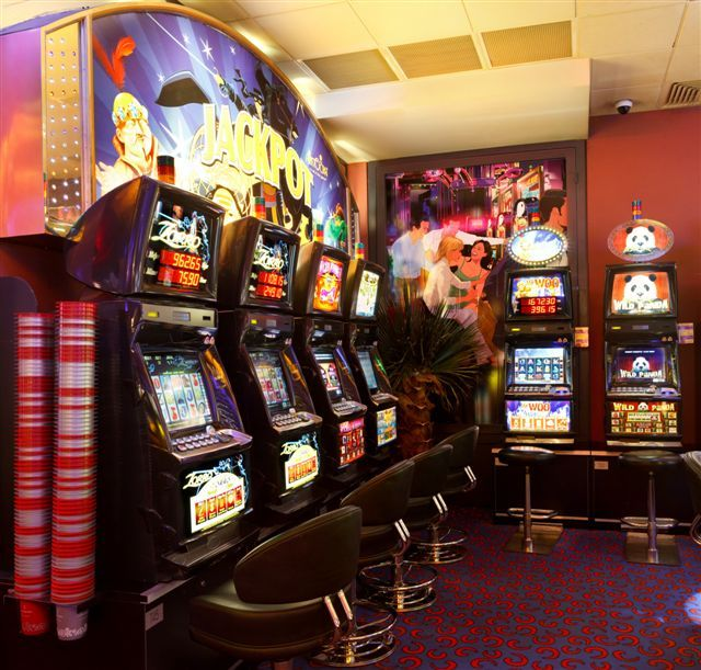 Casino Barrière de Niederbronn - #Alsace