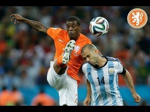 Samenvatting Nederland-Argentinië, 2-4 (n.s.), WK 2014