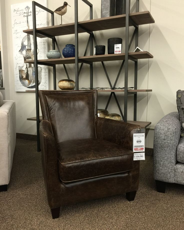 I am in love with this new chair!  The Lucias chair just arrived and it's stocked in this distressed dark brown 100% top grain leather. It is also stocked in a lighter version. Gorgeous!  #Leather #100PercentLeather #TopGrain #Chair #Rustic #Distressed #Accent #yeg #yyc #Camrose #yegHomes #yycHomes #Homes #yegInteriorDesign #yycInteriorDesign #InteriorDesign #Furniture #Decor #Beautiful #Gorgeous #FurnitureDoneRight