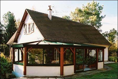 VERANDAS GREGOIRE VMF, Abri piscine - Sarthe - Le Mans - 72 - Nogent le Rotrou: veranda, menuiserie pvc, fenetre