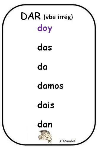 35 best Spanish Specialty Verbs images on Pinterest