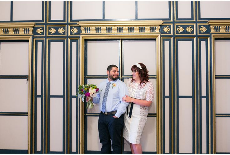 San Francisco City Hall wedding photographer Erin Jacare 08