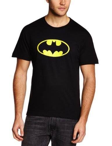 Camiseta de Batman http://www.milideaspararegalar.es/producto/camiseta-de-batman/