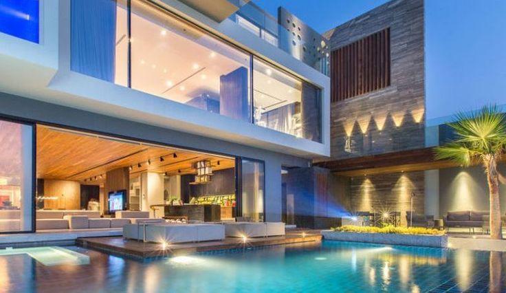 17 mejores ideas sobre casas frente al mar en pinterest for Casa moderna frente al mar