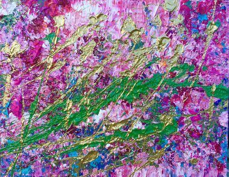 Inspiration 4: Niam Jain Autism Artist: Abstract Art