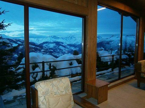 panorama dalla lounge