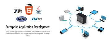 Enterprise application development consists of a wide range of activities across the value chain