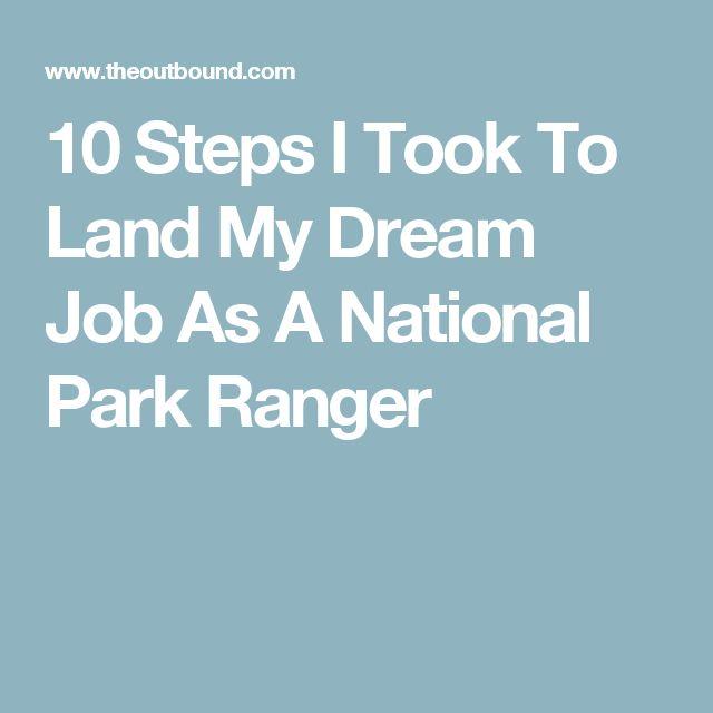 Best 25+ Park rangers ideas on Pinterest Grand national 2016 - park ranger resume