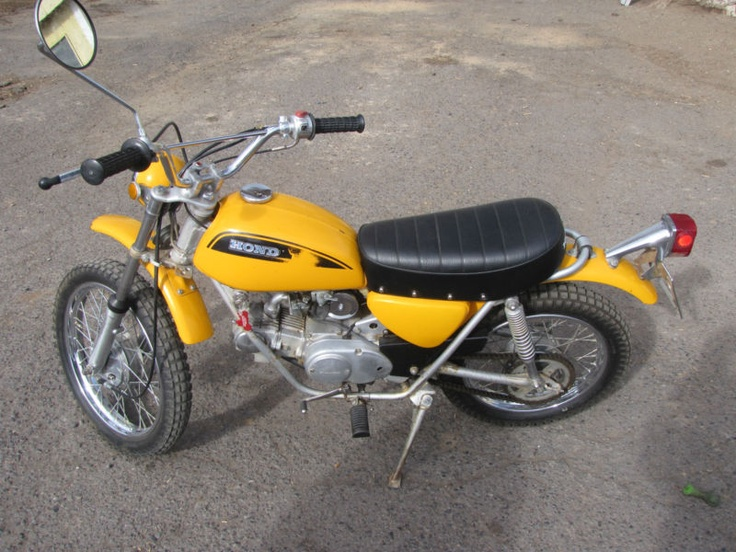 images  honda minis  pinterest honda cub honda motorcycles  hobbit