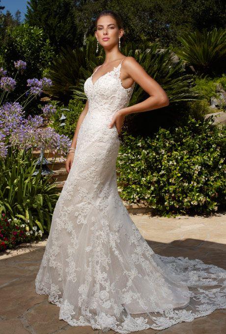 Casablanca wedding dress 2201