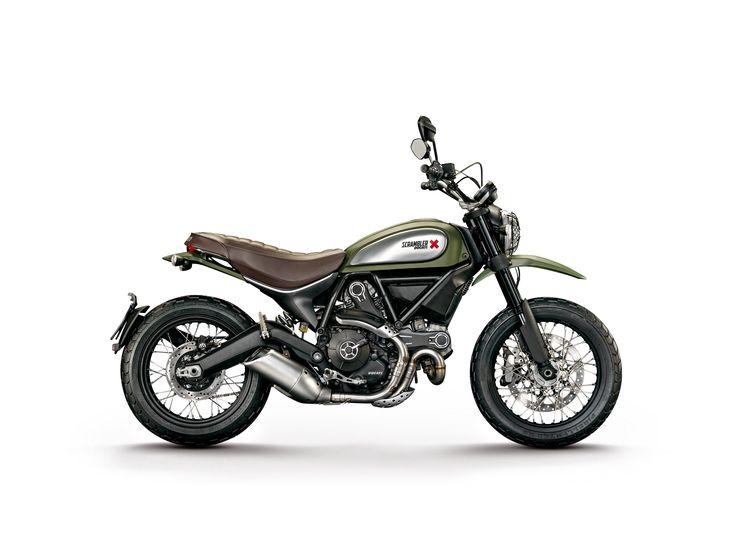 Ducati Scrambler Urban Enduro Worldwide '2015