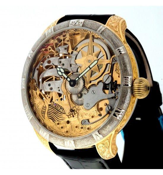 Ulysse Nardin Wind Rose Skeleton Watch