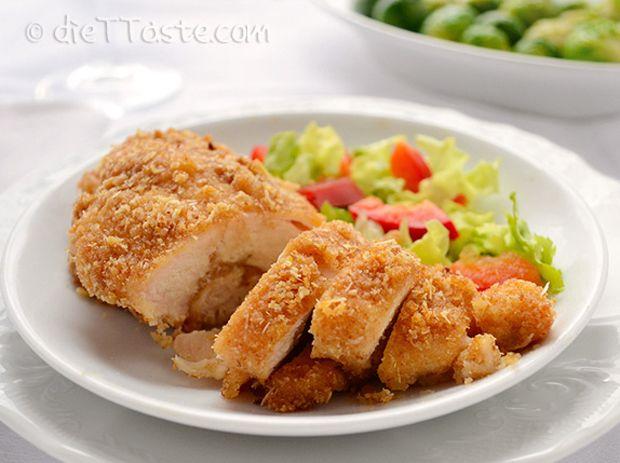 Baked-Boneless-Chicken-Breast Recipe - RecipeChart.com #MainDish #Tasty
