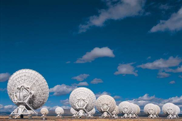 Search for Extraterrestial Intelligence (SETI) ... is anybody out there?